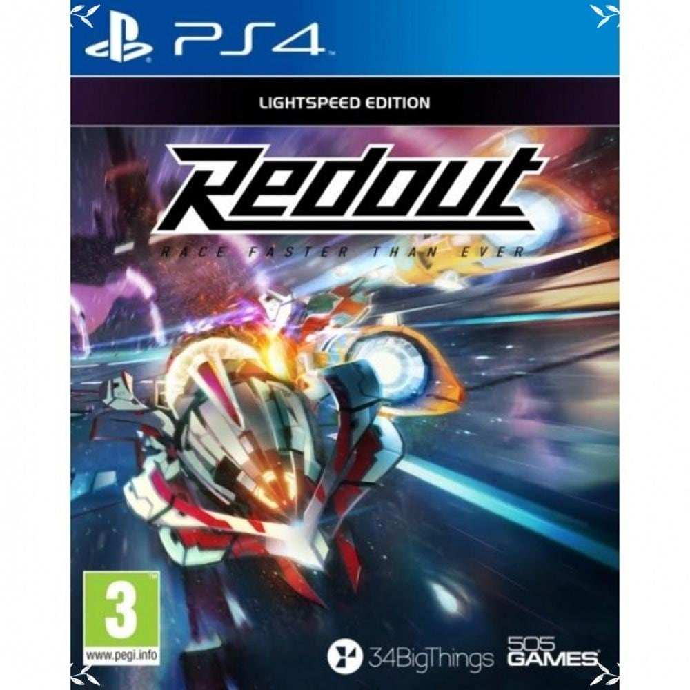 PS4 REDOUT [LIGHTSPEED EDITION] (EURO)