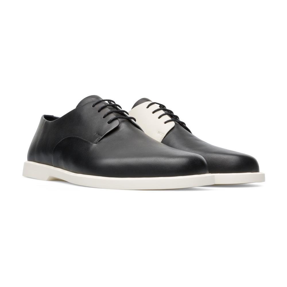 รองเท้าทำงานทรง Blucher สำหรับสุภาพบุรุษแบรนด์ Camper รุ่น TWS สีดำ