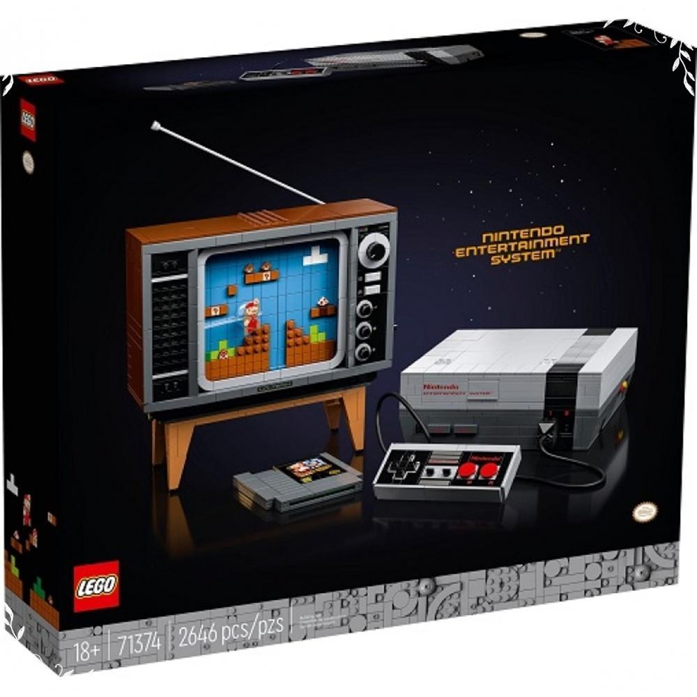 OTHER LEGO SUPER MARIO NINTENDO ENTERTAINMENT (EURO)