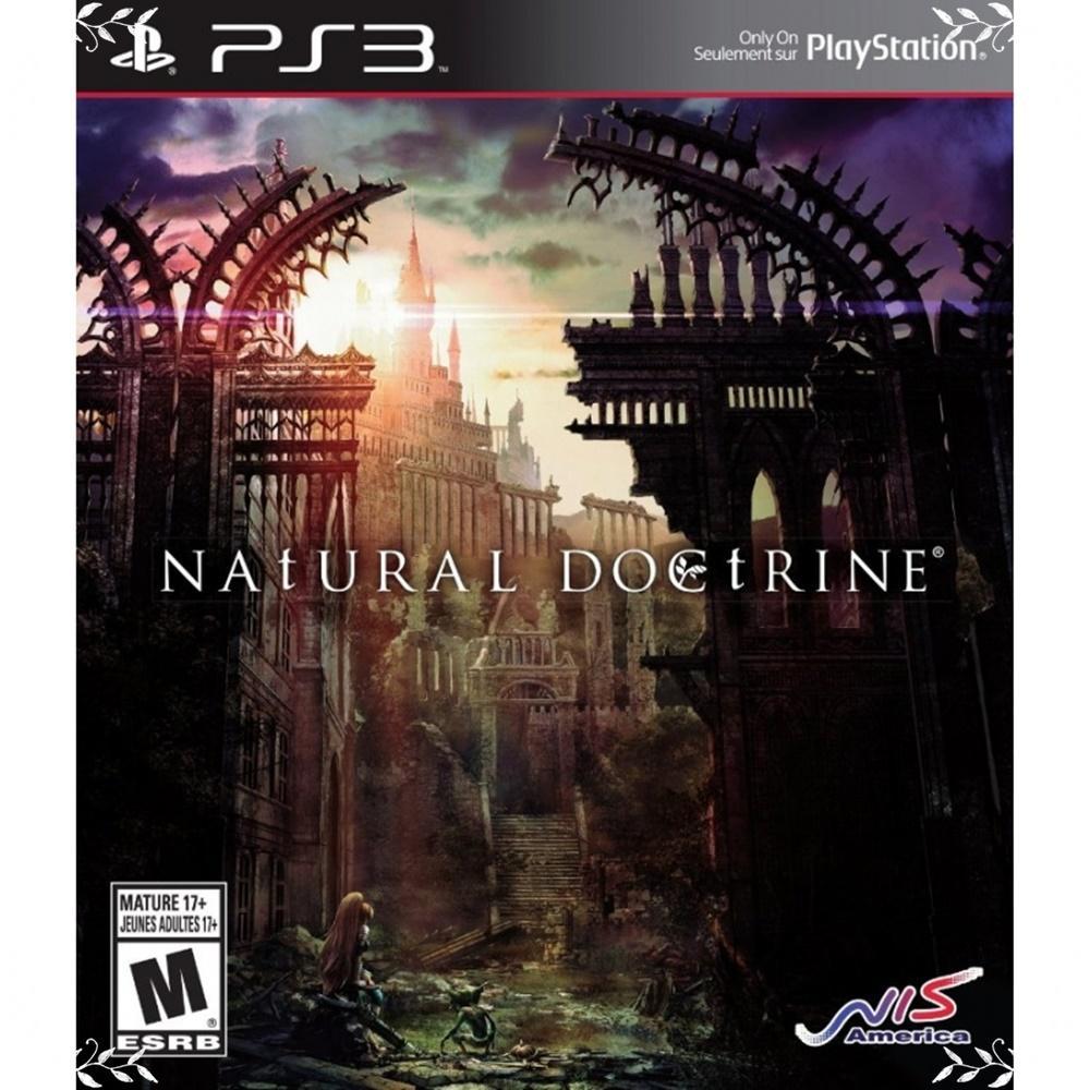 PS3 NATURAL DOCTRINE (US)