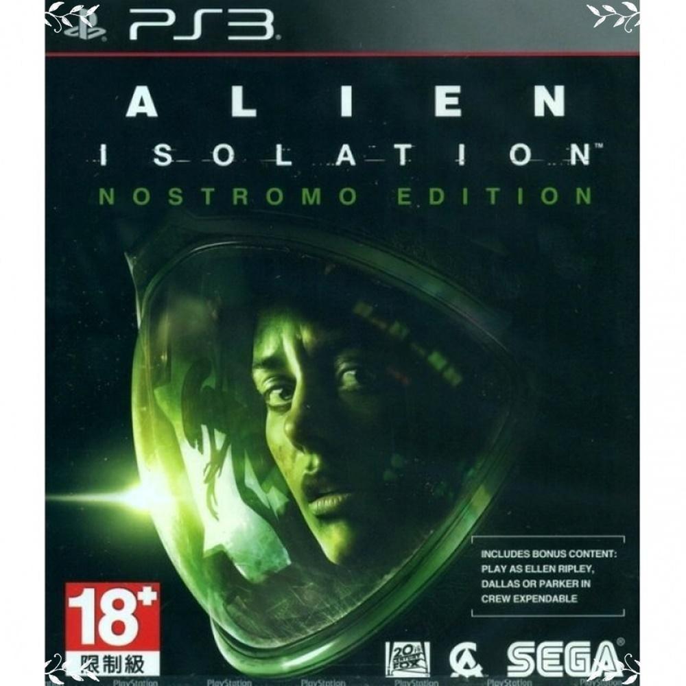 PS3 ALIEN: ISOLATION (ENGLISH) (ASIA)