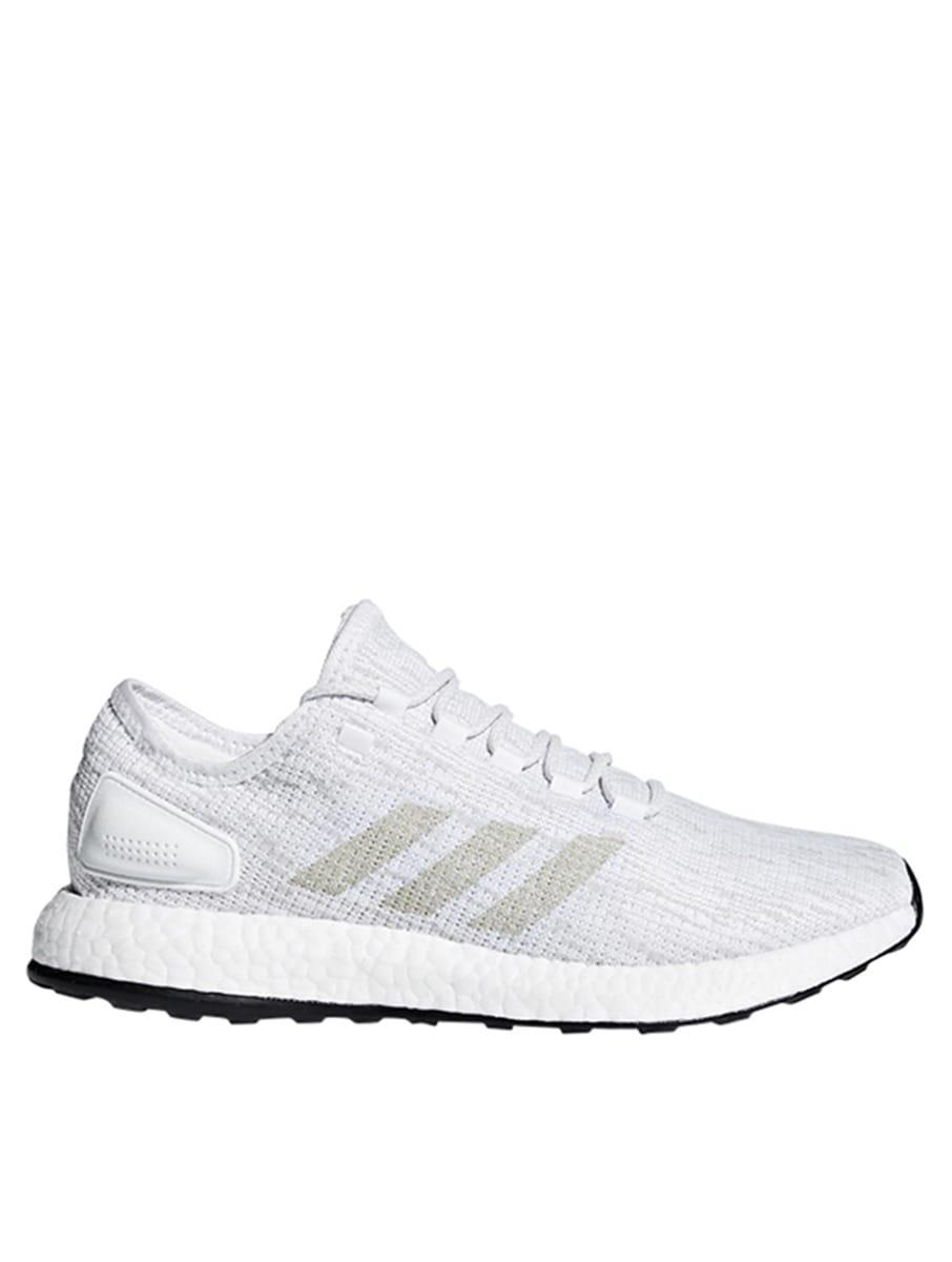 ADIDAS รองเท้าวิ่งผู้ชาย Pureboost สีขาว ไซส์ 7 Central Online  Central Online