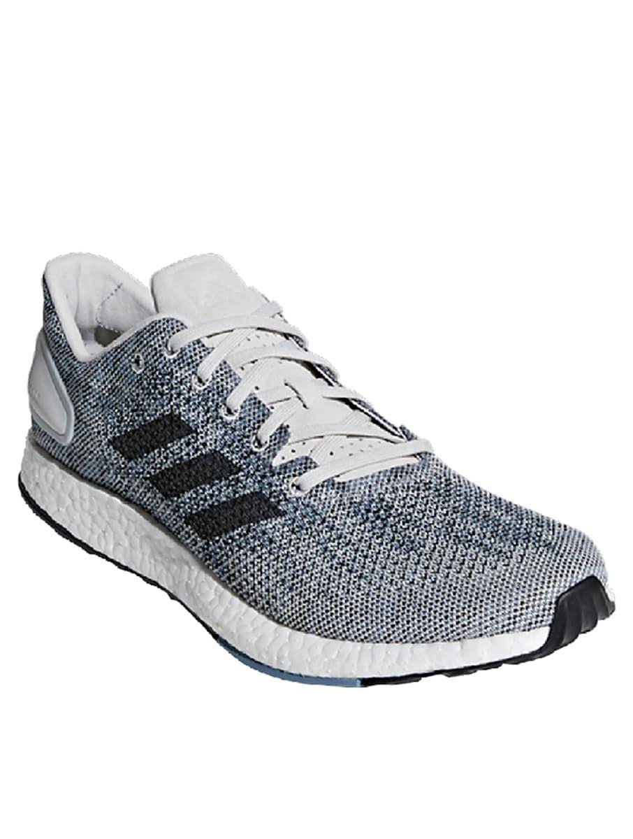 ADIDAS รองเท้าวิ่งผู้ชาย Pureboost สีขาว ไซส์ 7  Central Online
