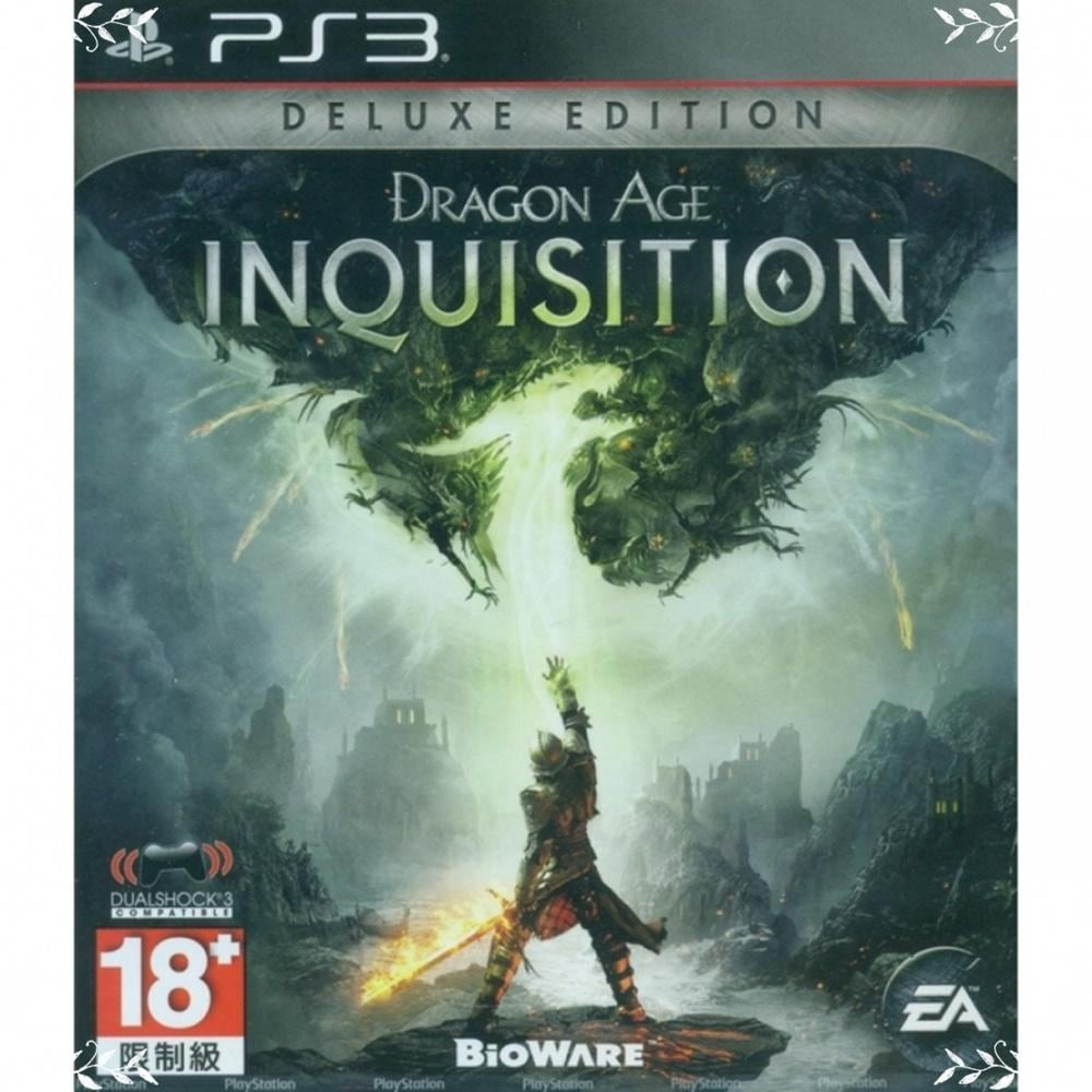 PS3 DRAGON AGE: INQUISITION [DELUXE EDITION] (ENGLISH) (ASIA)
