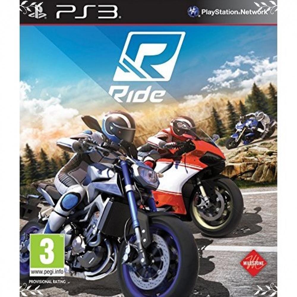 PS3 RIDE (EURO)