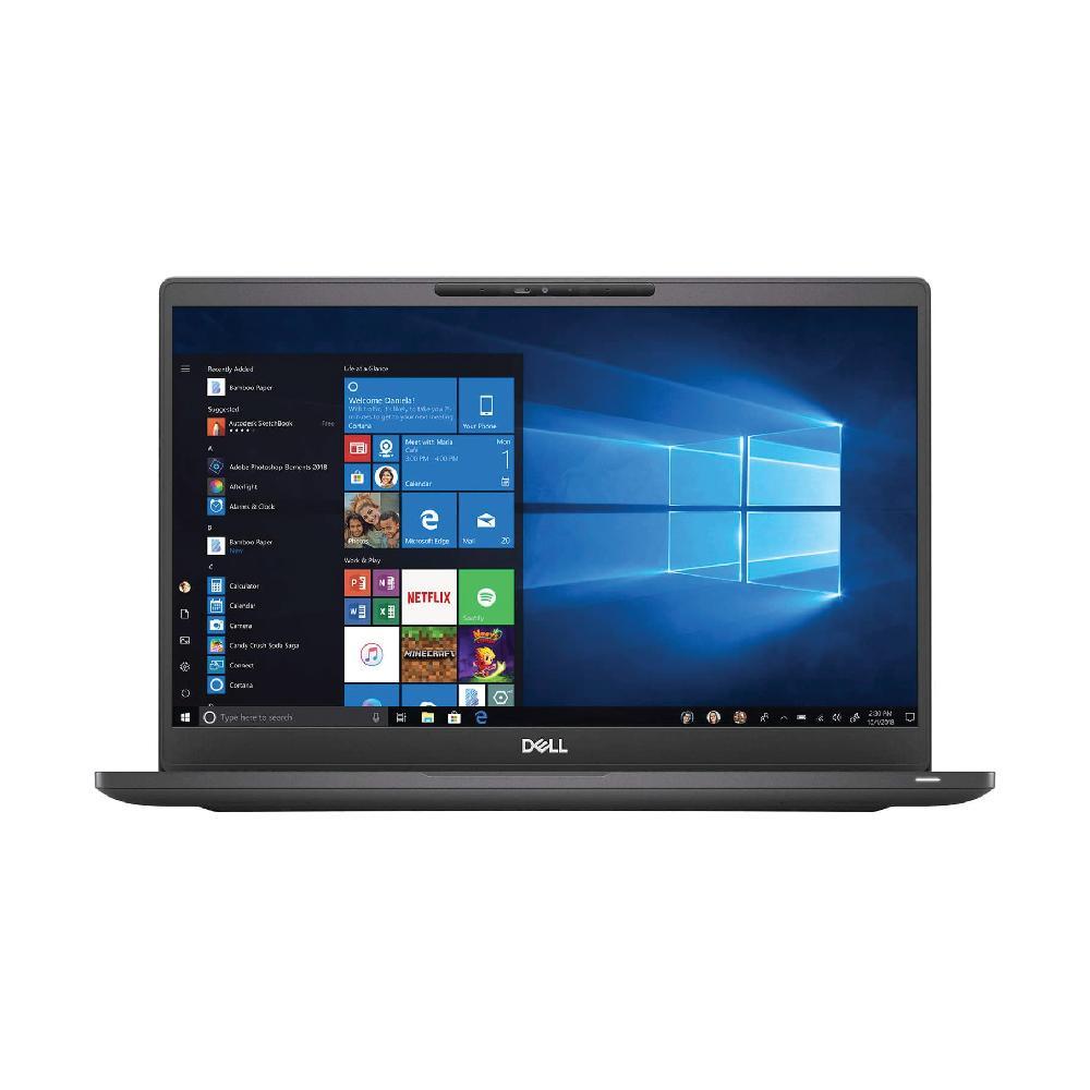 โน๊ตบุ๊ค Laptop Latitude7300 (SNS7300001) i5-8265U/8GB/256GB/Windows 10 Pro/2 Yrs Onsite สีดำ