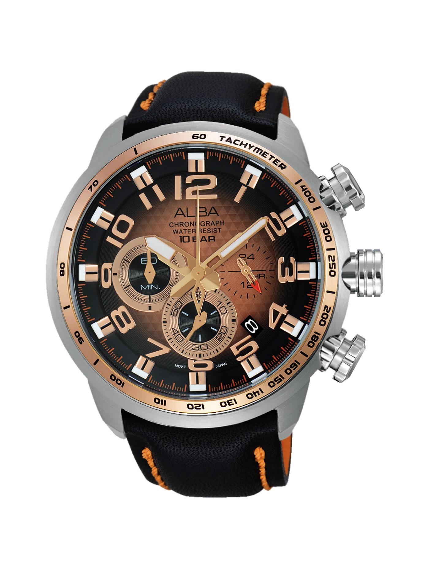 นาฬิกาข้อมือ รุ่น AU2158X1 สีดำ