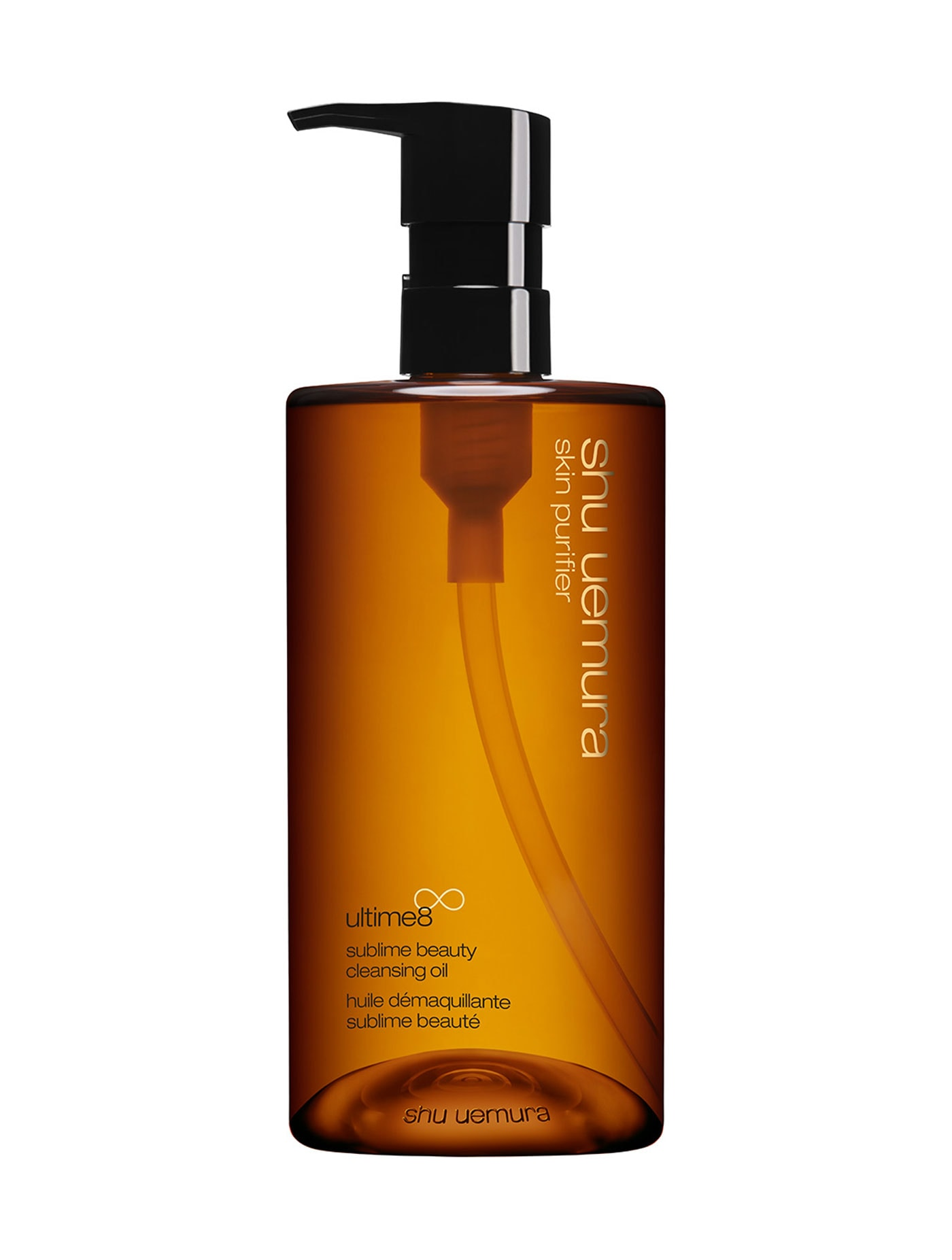 37bf628c7 คลีนซิ่ง Ultime 8 Sublime Beauty Cleansing Oil ขนาด 450 มล.