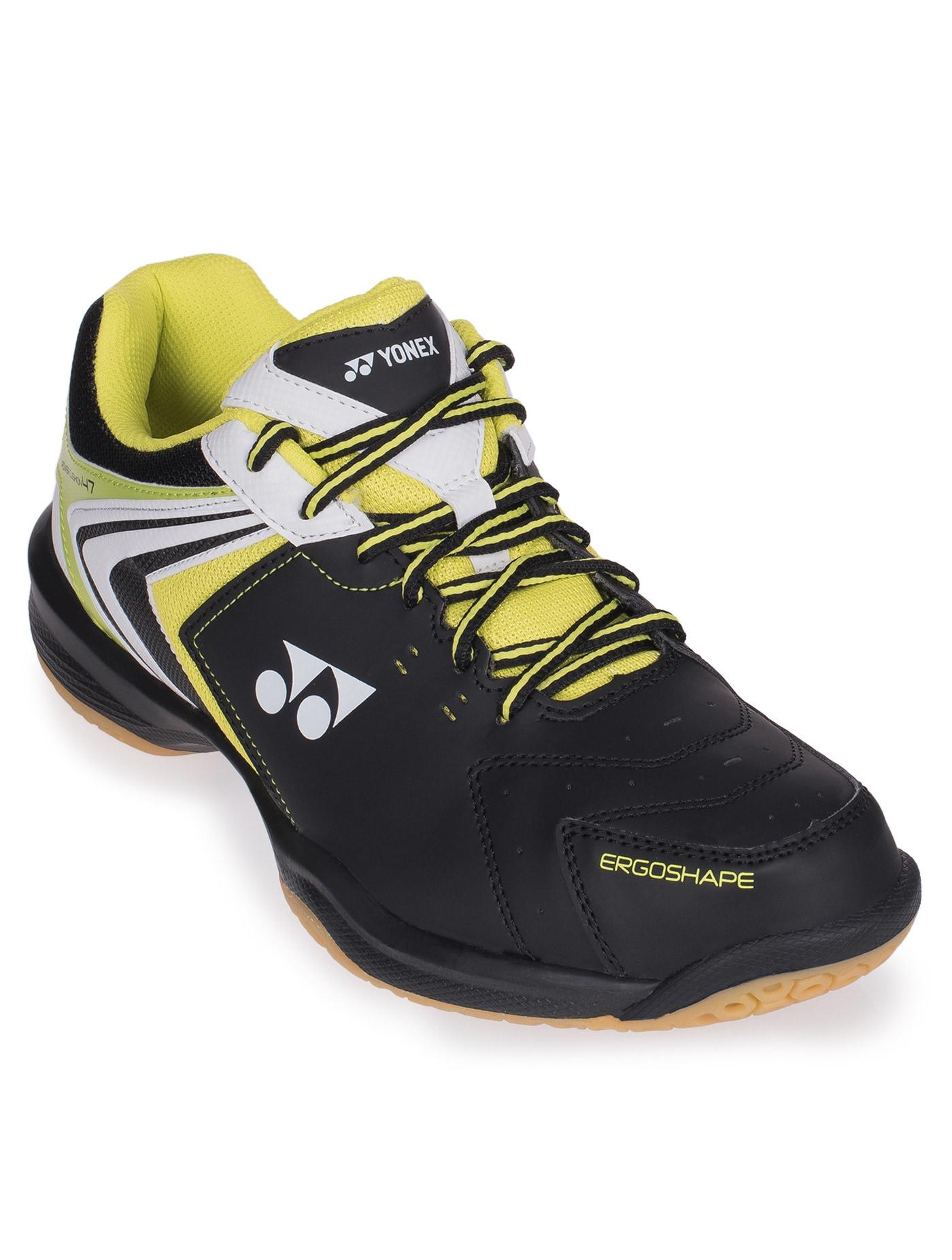 Yonex Men S Badminton Shoes Power Cushion 47 Shb 47ex Central Online