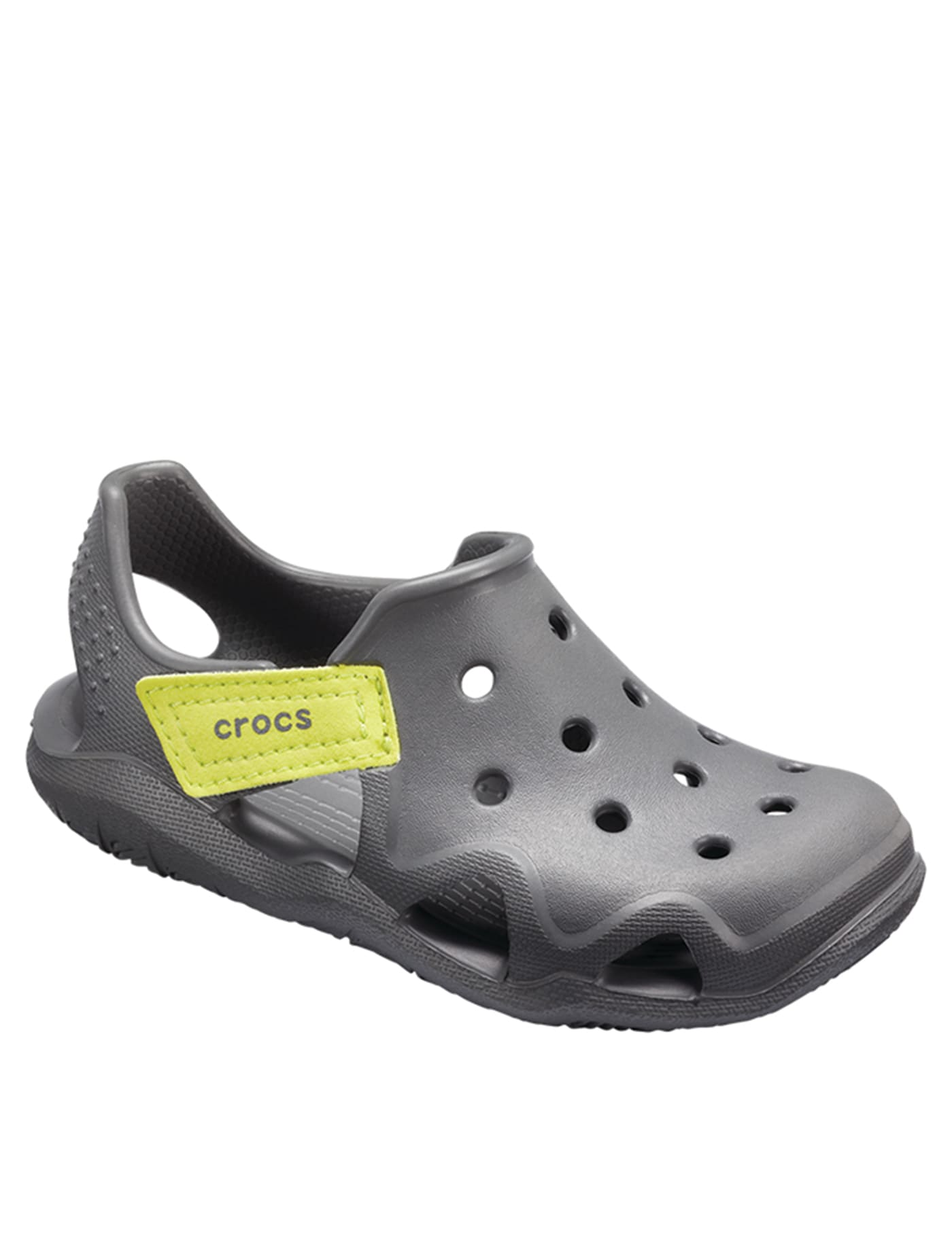 Crocs Kids Swiftwater Wave Water Sandal