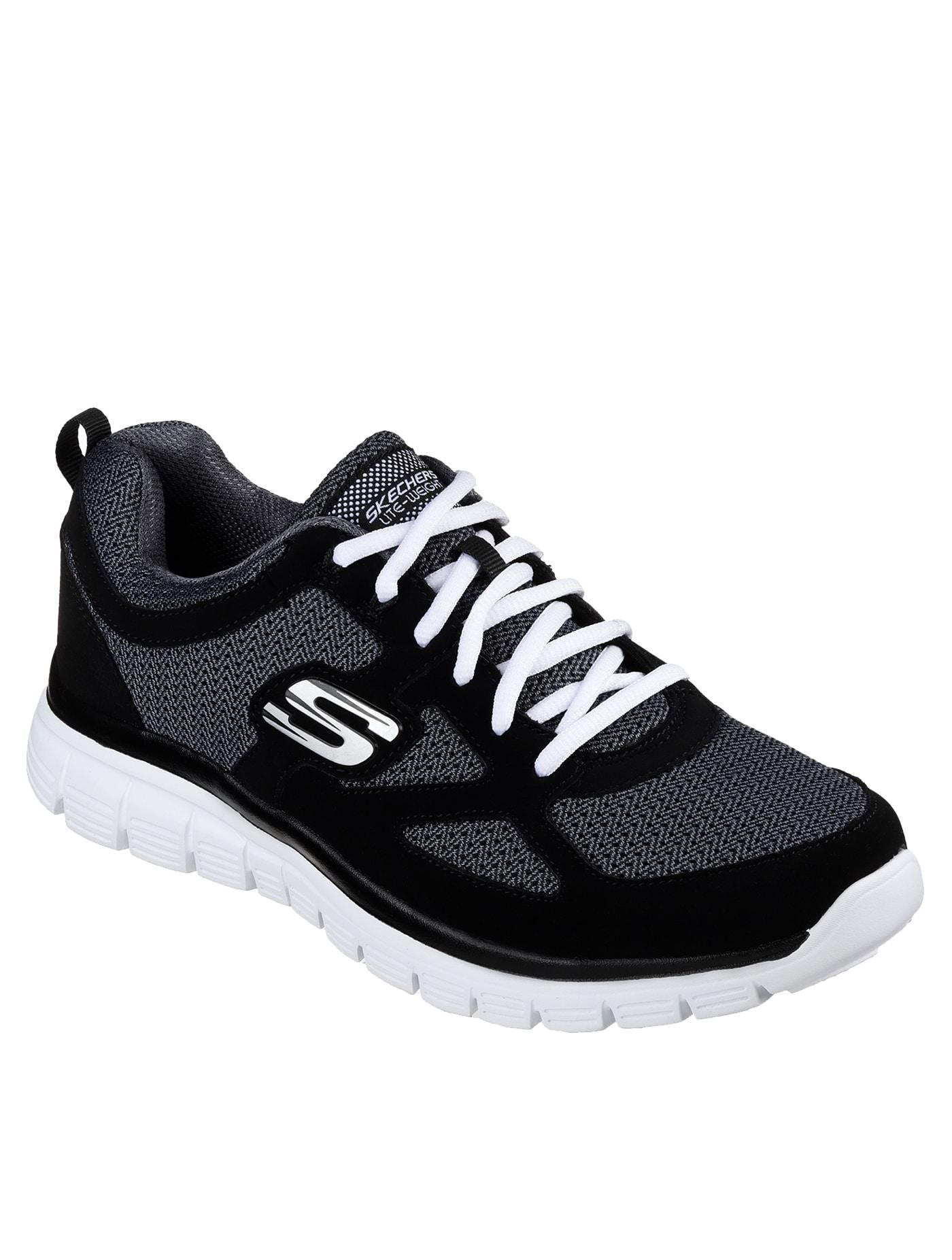 Intacto siga adelante polvo  SKECHERS รองเท้าลำลองผู้ชาย รุ่น Burns - Agoura MS 526   Central Online