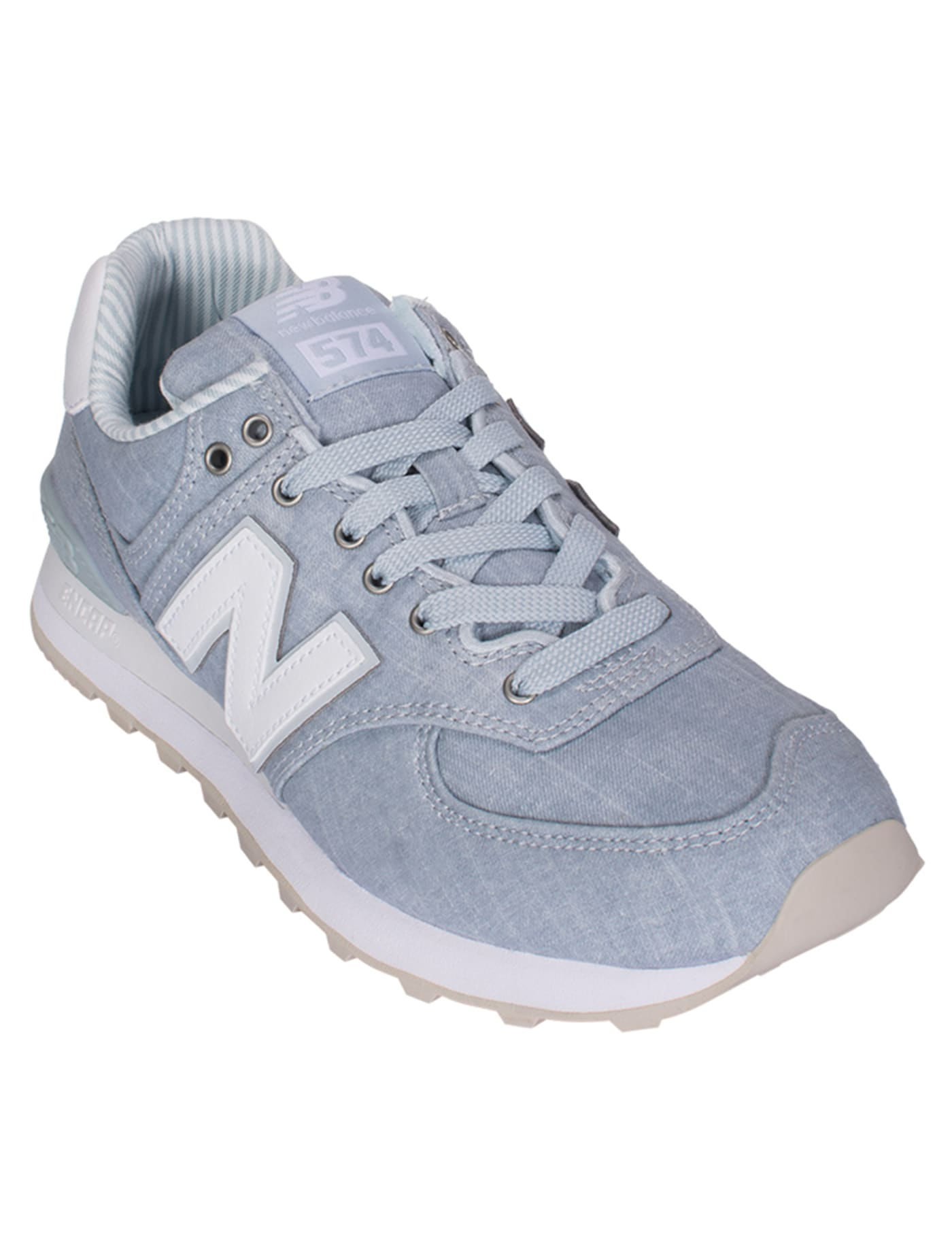 86a8da962b3 NEW BALANCE Women's Casual Shoes 574 Beach Chambray Si | Central Online