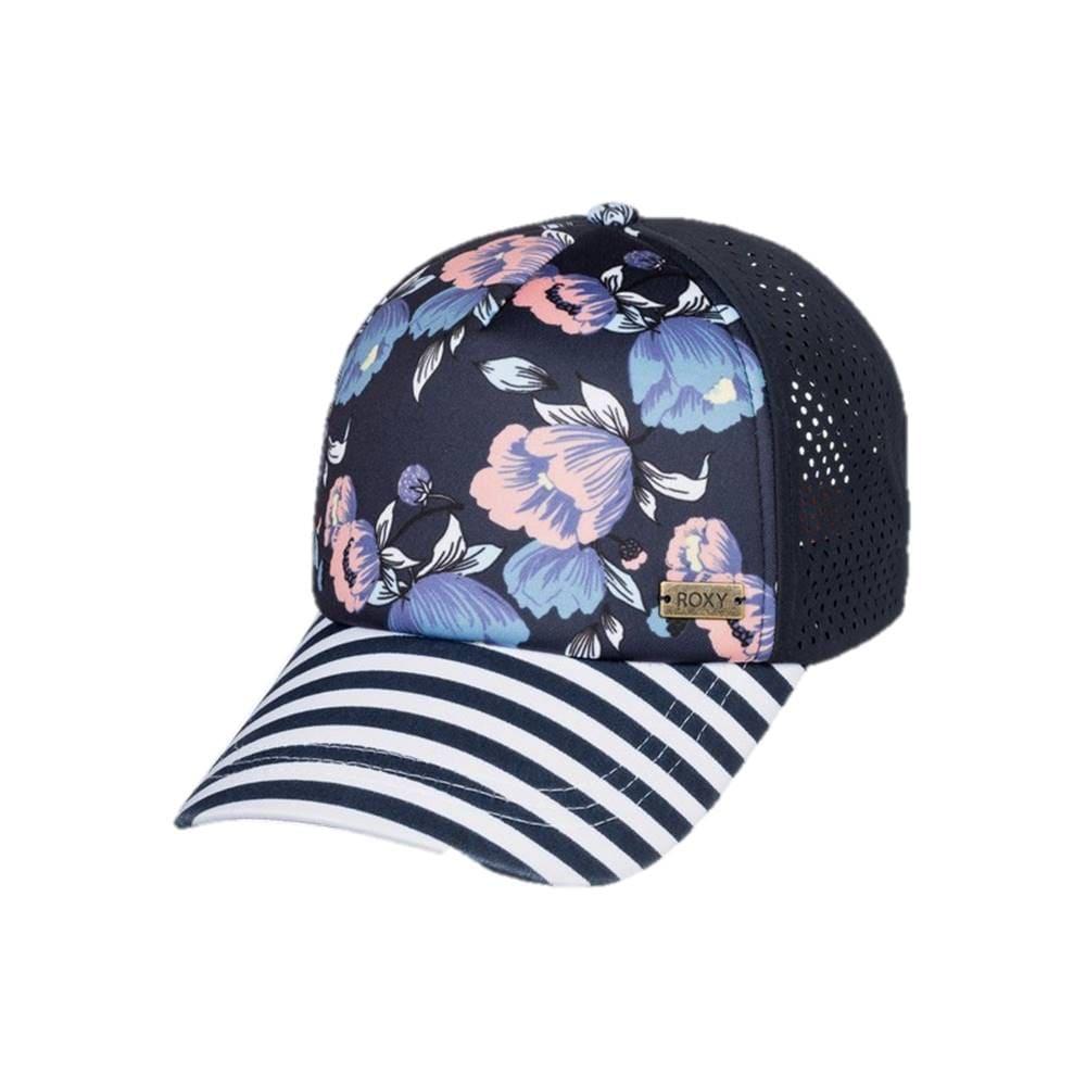 หมวกแก๊ป Waves Machine สีน้ำเงิน