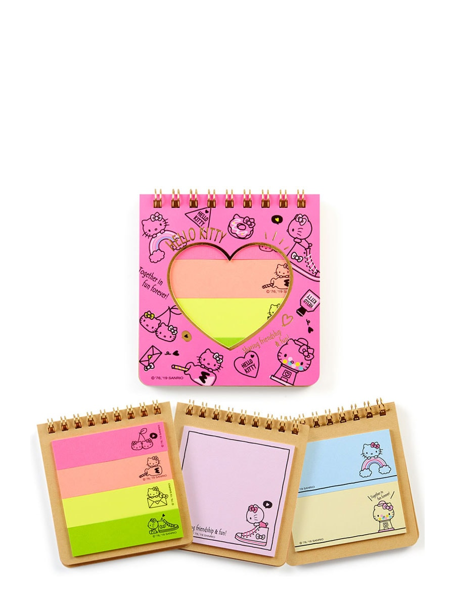 Sanrio Little Twin Stas  Tack Memo Sticky Notes 136