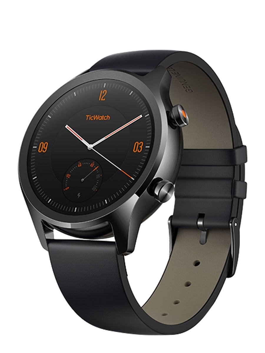 TicWatch นาฬิกาสมาร์ทวอช C2 ลายกราฟิก สี Onyx | Central.co.th