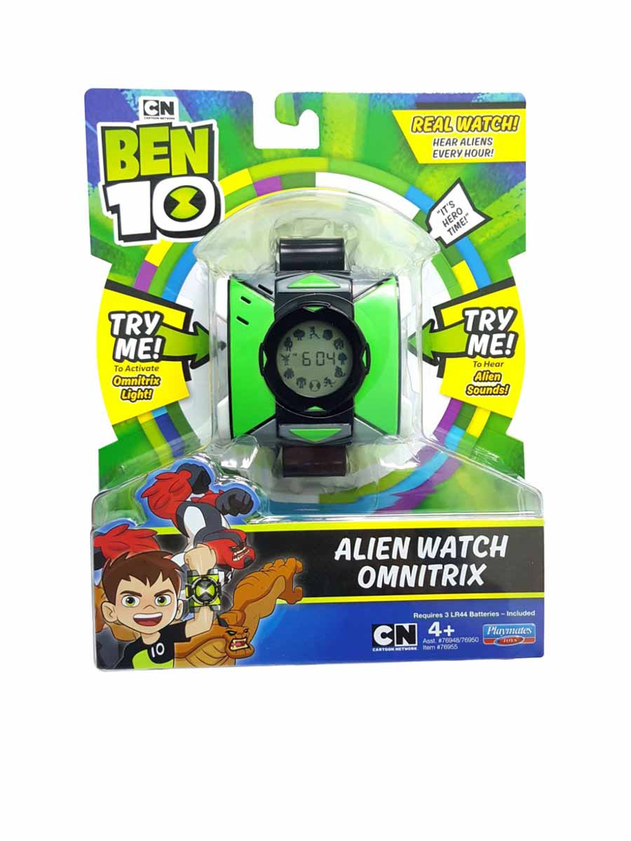 Ben10 Alien Watch Omnitrix Multi Color Central Co Th