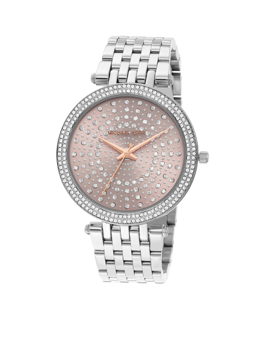 MICHAEL KORS Watches MK4407 Silver | Central.co.th