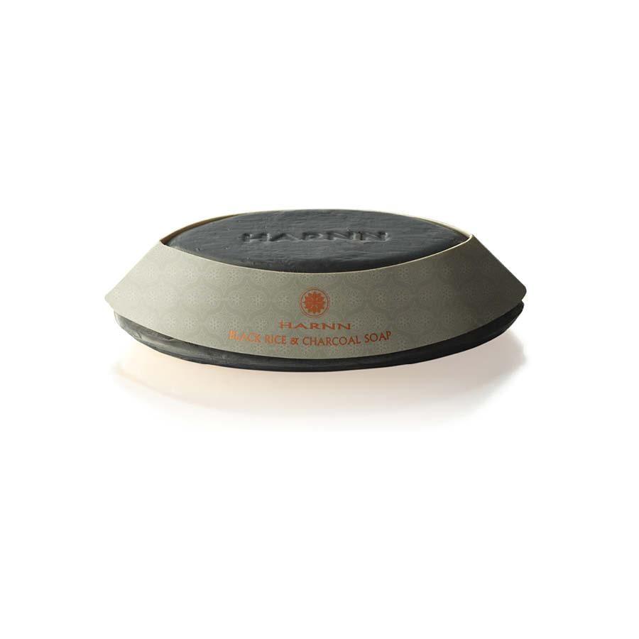 ผลิตภัณฑ์ทำความสะอาดผิวกาย BLACK RICE & CHARCOAL 100 G.