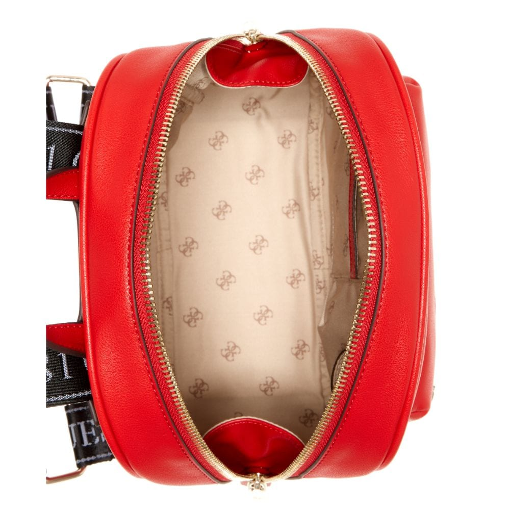 GUESS Red Guess Bag GB VG767433 CALEY LARGE BACKPACK HB