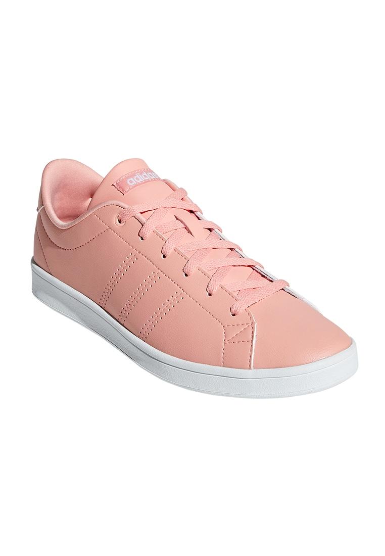 adidas advantage clean women's casual shoe